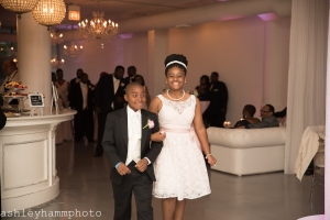 Chicago Wedding Flower Girl and Ring Bearer