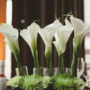 Art Decor Floral Centerpieces