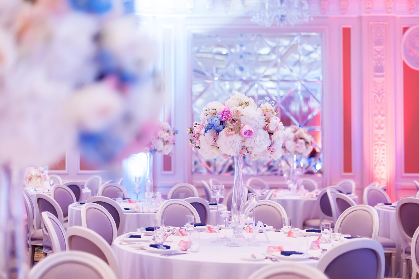 Wedding-Reception-Floral-Arrangement