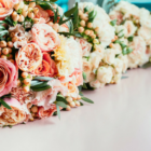 Wedding Floral Pantone Names Greenery